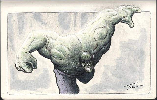 HULK+angry